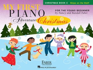 My First Piano Adventure Christmas