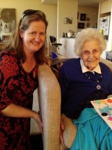 PianoMama with Grandma C