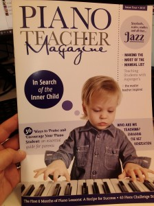 Piano Teacher Magazine Issue 4